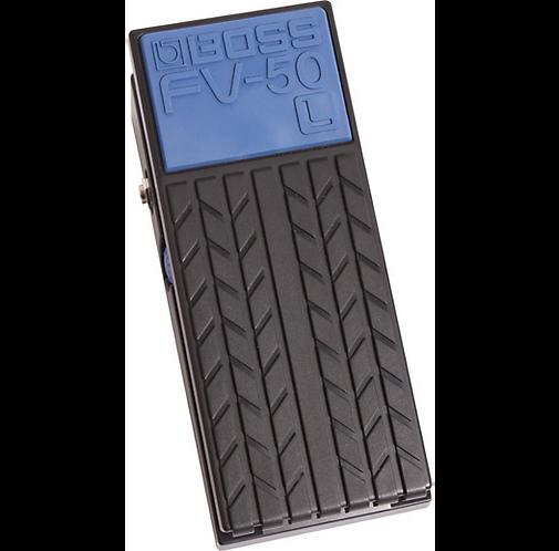 BOSS : FV-50L Stereo Volume Pedal