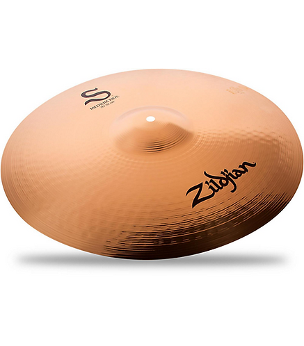 Zildjian : S Family Medium Ride  20 in.