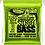 Thumbnail: Regular Slinky Roundwound Bass Strings : Ernie Ball