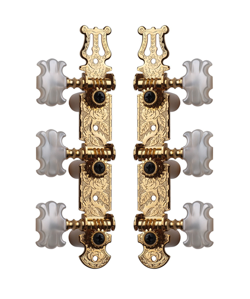 Ping : Classic Gold Lyra Tuners Pearlized