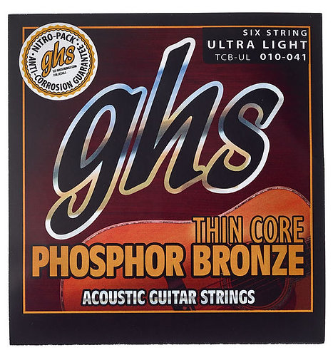 GHS : Phosphor Bronze U-Light