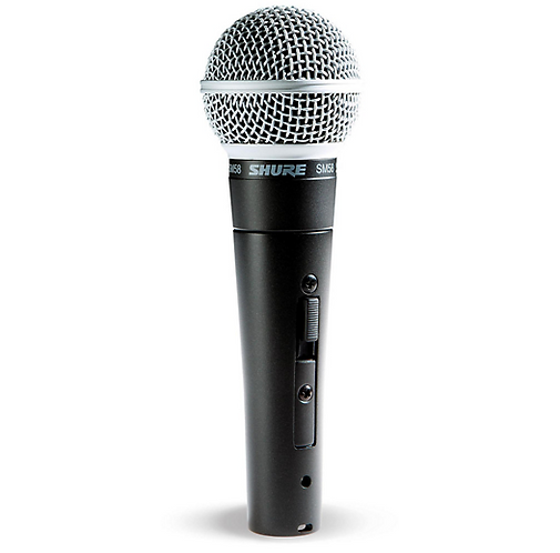 SM58S Dynamic Vocal Microphone : Shure