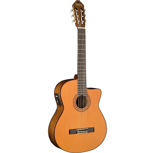 C5CE - Classical Acoustic-Electric Guitar - Washburn