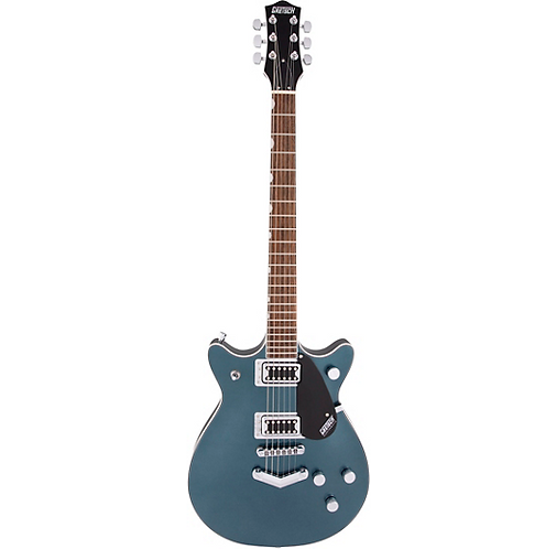 Gretsch : G5222 Electromatic Double Jet BT with V-Stoptail