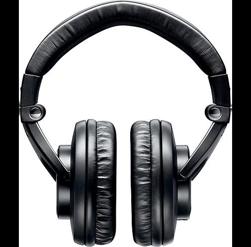 SRH840 Professional Monitoring Headphones : Shure