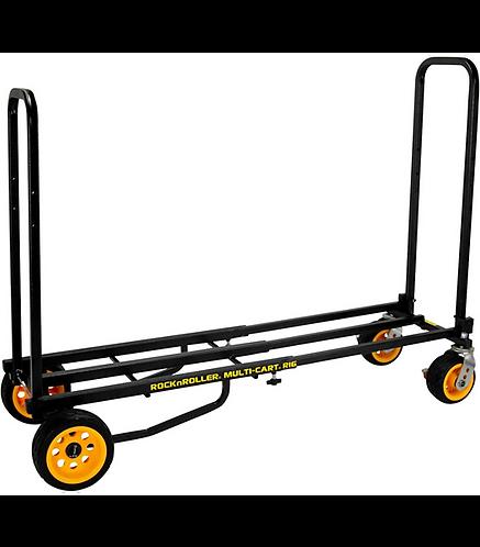 R16RT Multi-Cart 8-in-1 Equipment Transporter Cart : Rock N Roller