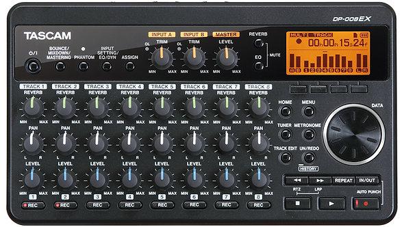 DP-008EX Digital 8 Track Recorder - Tascam