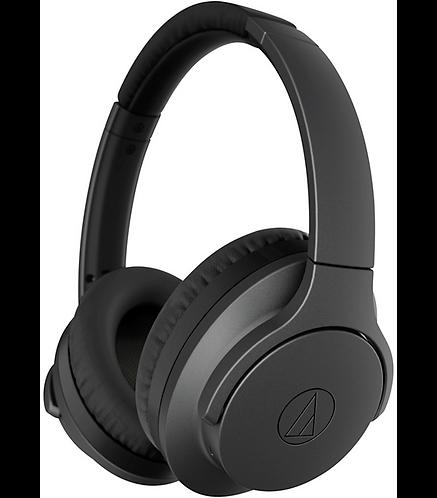 Audio-Technica : QuietPoint Wireless Active Noise-Cancelling Headphones