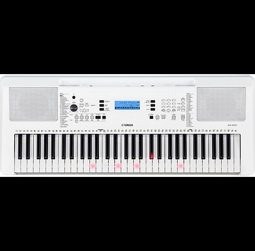 EZ-300 61-Key Lighted Key Portable Keyboard - Yamaha