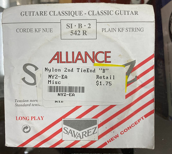 MISC : Nylon 2nd Tie End String