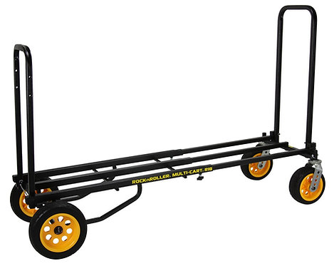Rock N Roller : R18RT Multi-Cart 8-in-1 Equipment Transporter Cart
