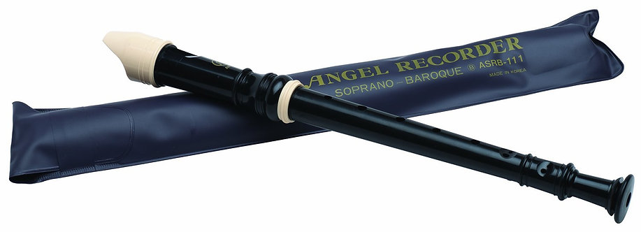 Angel : Soprano-111 Two Piece Recorder