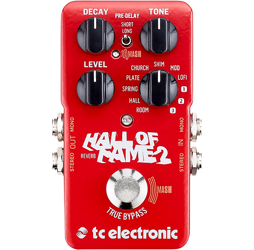 TC Electronic : Electronic Hall of Fame 2 Reverb