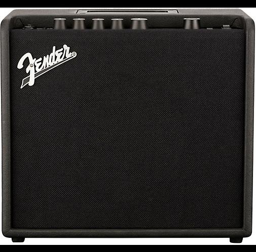 Mustang LT25 25W 1x8 Guitar Combo Amp Black - Fender
