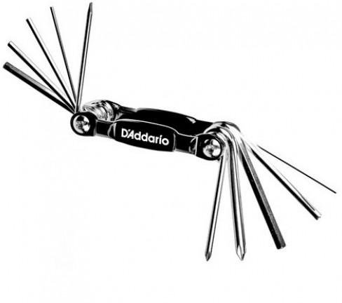 Guitar / Bass Multi-Tool : D'addario