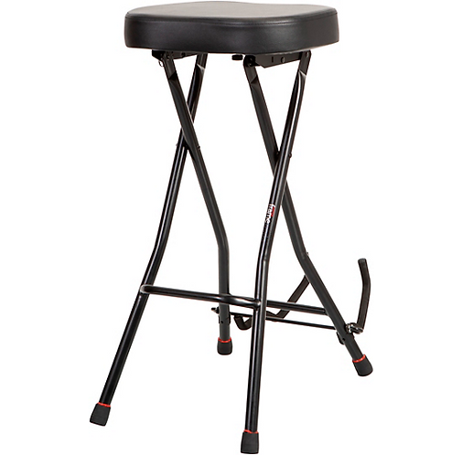 Gator : Guitar Stool With Stand