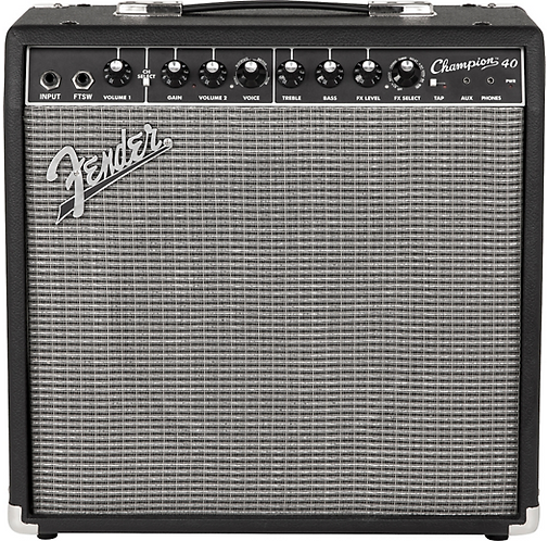 Fender : Champion 40