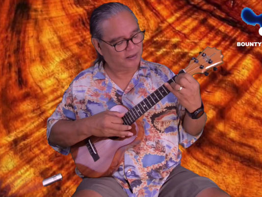 Benny Uyetake w/ Koaloha KTM-00 @ Bounty Music Maui