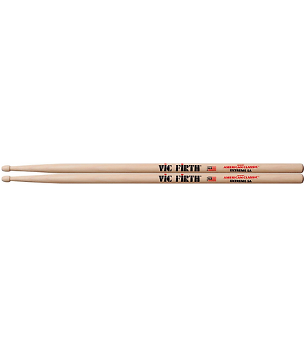 X5A American Classic Extreme Drum Sticks  Wood - Vic Firth