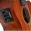 Thumbnail: Tenor Ukulele Acoustic-Electric Mahogany : Gretsch