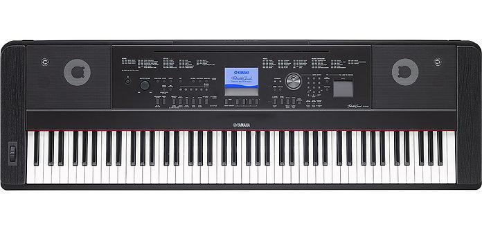 Yamaha : DGX-660B Portable Grand Piano