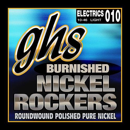 GHS : Burnished Nickel Light