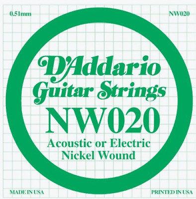 D'addario : NW020