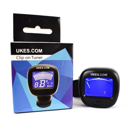 Ukes.com : UT Clip-On Chromatic Tuner