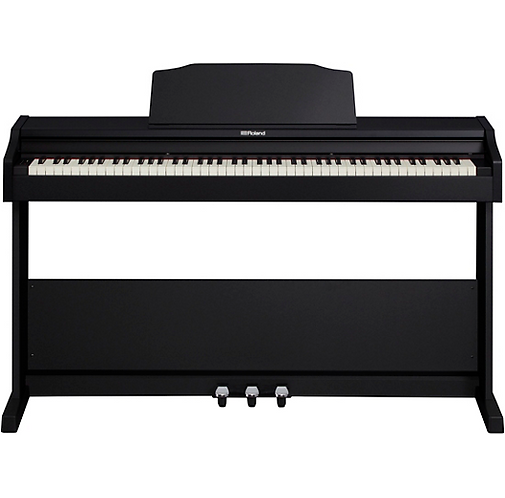 Roland : RP102  88-Key Digital Piano Black