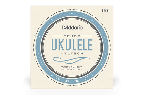 EJ88T Nyltech Tenor Ukulele Strings - D'addario