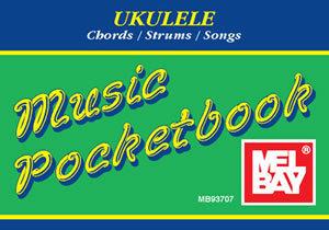 Ukulele Pocketbook : Mel Bay