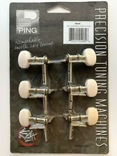 Tuners 3+3 Open - Plastic : Ping