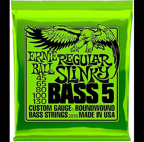 Ernie Ball : Slinky 5-String Bass Strings