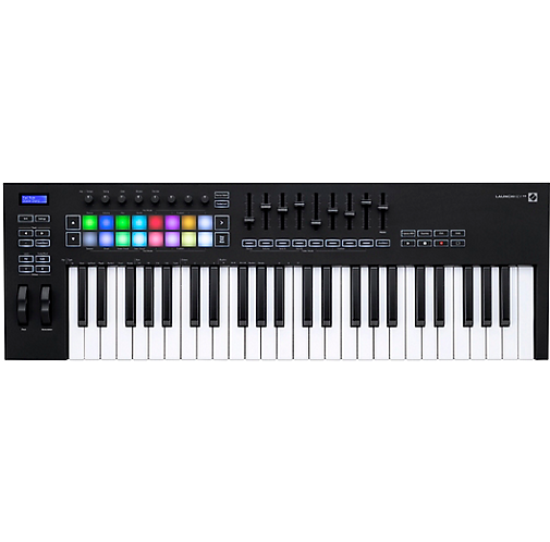 Novation : Launchkey 49 [MK3] Keyboard Controller