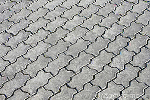 80mm Cabro/ Paving Blocks