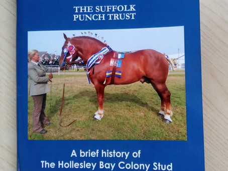 New Suffolk Punch Trust book now in stock
