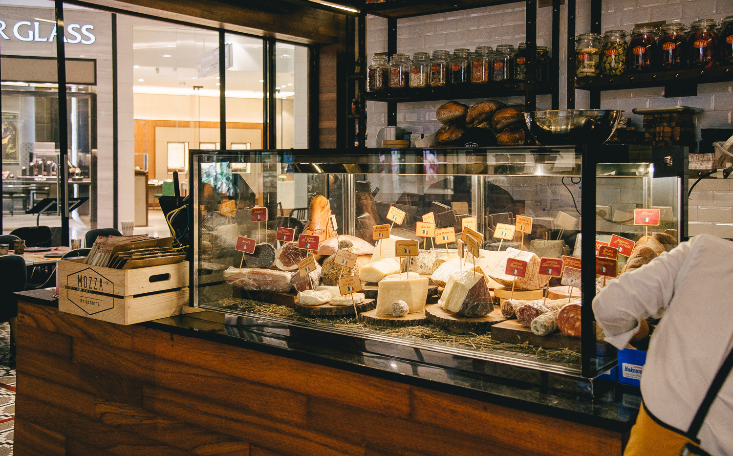 Cheese & Cold-cut selection