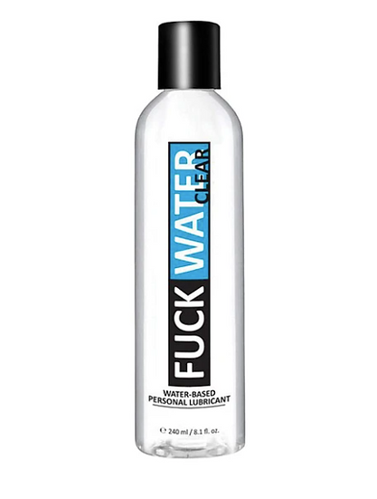 Fuck Water Clean H20 Lube 8oz