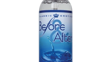 Before and After Anti-Bacterial Toy Cleaner 4oz