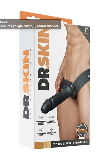 Dr. Skin Hollow Strap On