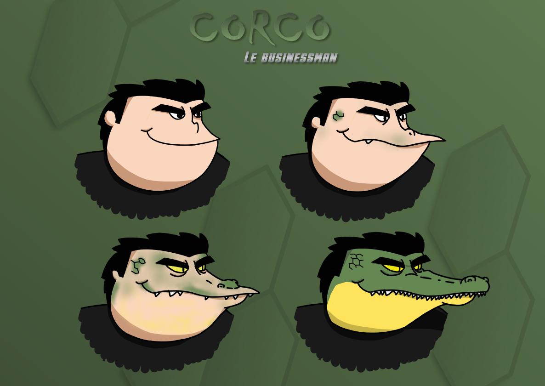 Corco, le businessman