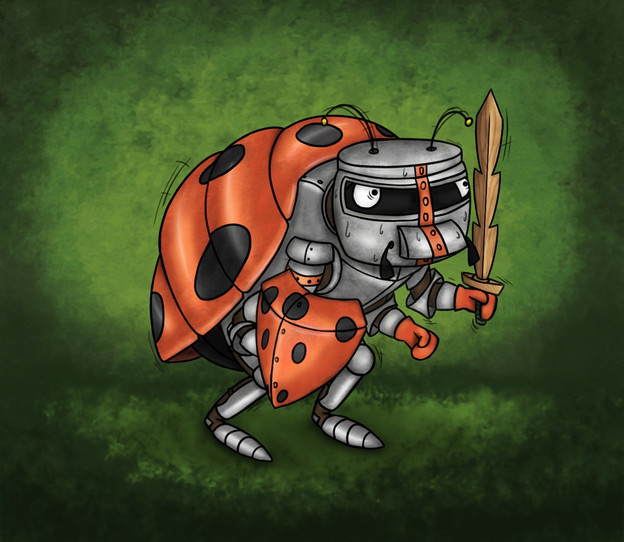 INSECT WARRIOR