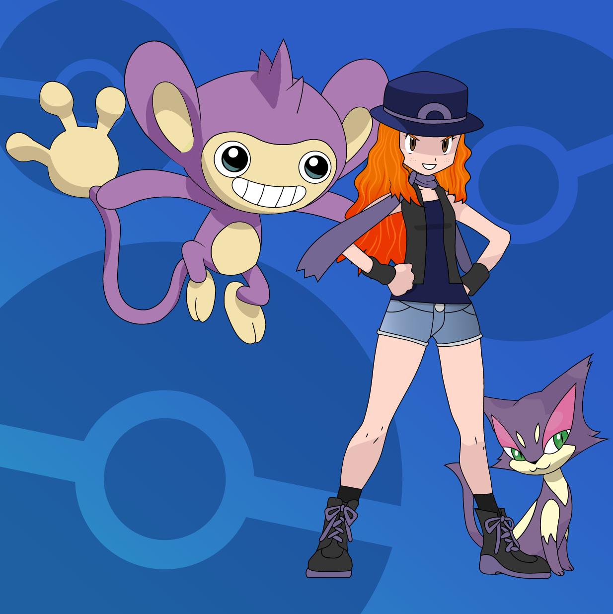 Dresseuse Pokémon
