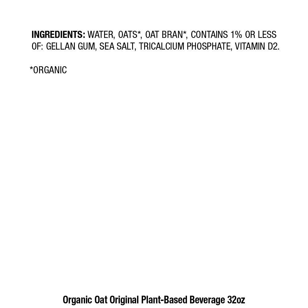 Pacific Foods Organic oat