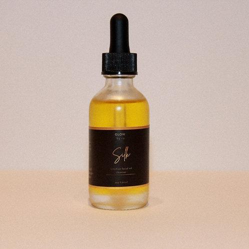 Silk [sensitive facial oil]