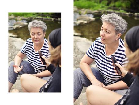 Wywiad z Mariolą, organizatorką obozów.