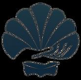 Coastal Massage Therapy & Weleness Logo Dark Blue