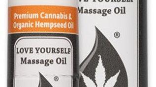 Love Yourself Massage Oil 4 oz