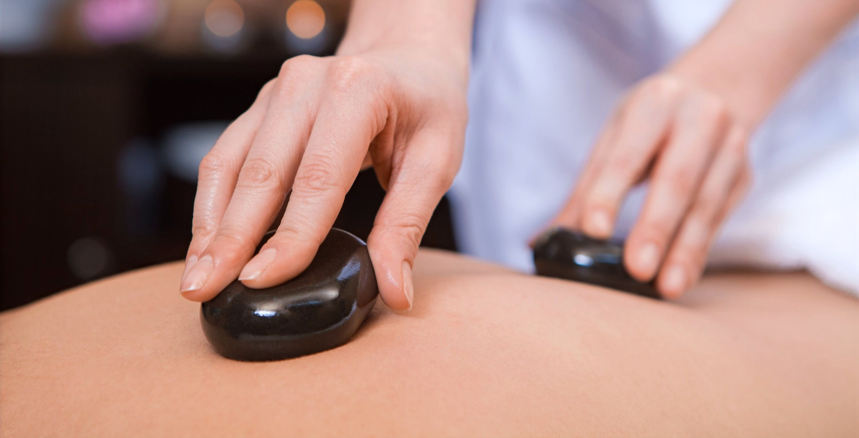 Hot Stone Massage (In Suite)