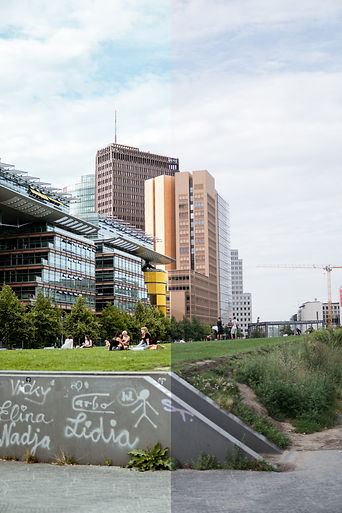 Before and After (CITYSCAPE)